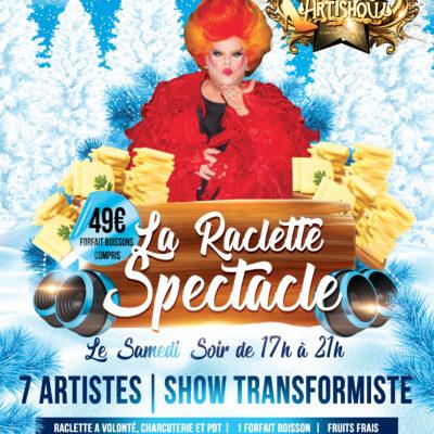 La Raclette spectacle